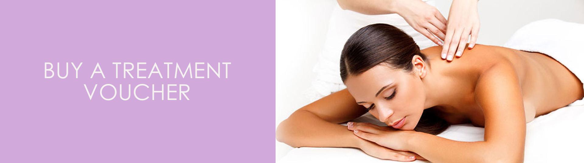 Buy a Treatment Gift Voucher