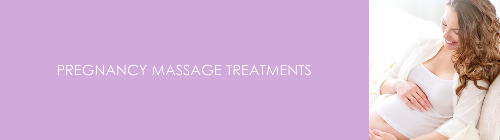 Pregnancy Massage Treatments