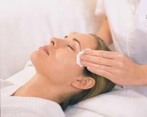facial, top beauty salon, newcastle