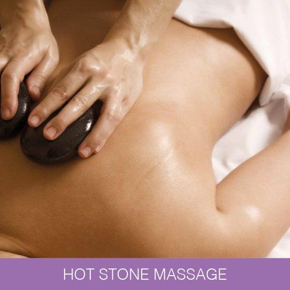 Hot Stone Massage Newcastle