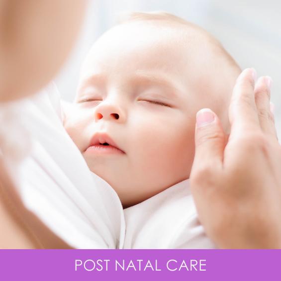 Postnatal Massage