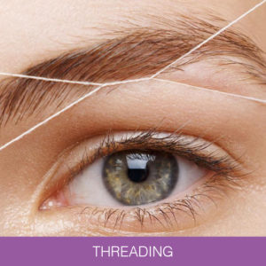 Threading hair removal Newcastle Beauty Salon, Naturally Heaven Therapy Four Lane Ends