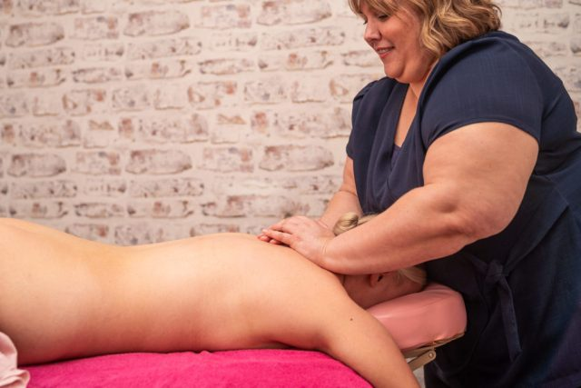 Best Back Massage Treatments In Newcastle At Naturally Heaven Therapy Beauty Salon, Benton