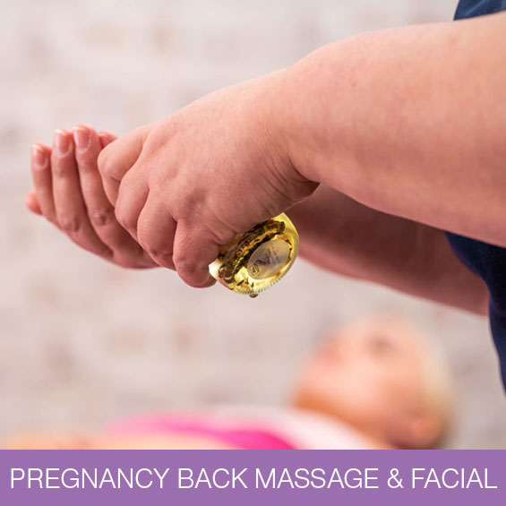Pregnancy Back Massage & Kaeso Facial at Naturally Heaven Therapy, Beauty Salon in Four Lane Ends